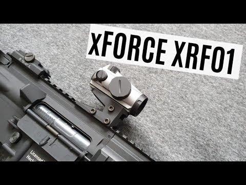 Critique xForce XRF01 RedDot Begadi – 4k / UHD