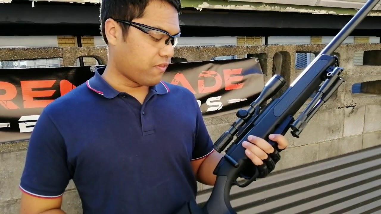 Jieying (Swift Hawk) M40 Examen de Blaster pour carabine de tireur d'élite avec fusil de précision – Renegade Blasters