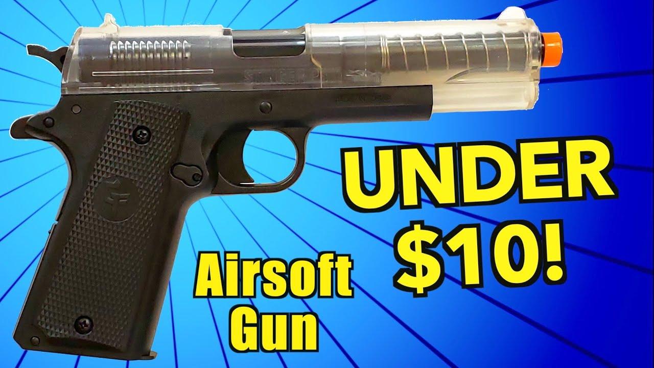 Meilleur Airsoft Gun moins de 10 $? Tu décides!