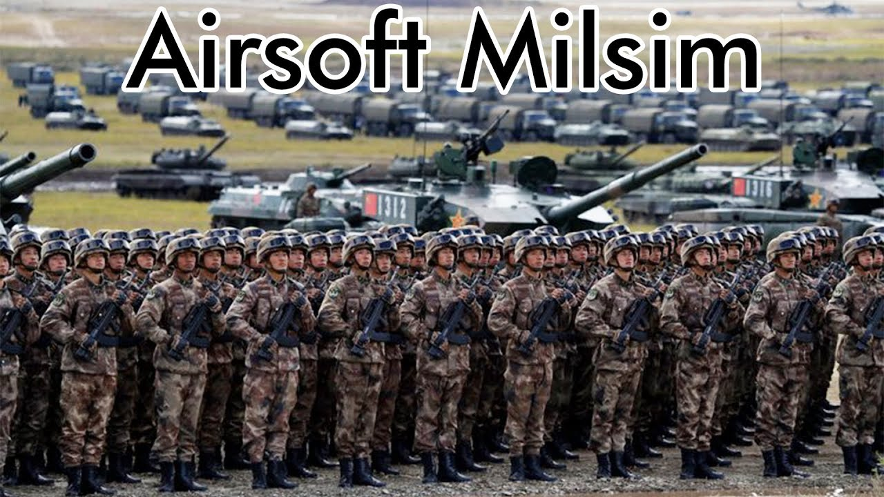 Le plus grand jeu Airsoft en Europe 2019 – Borderwar 11
