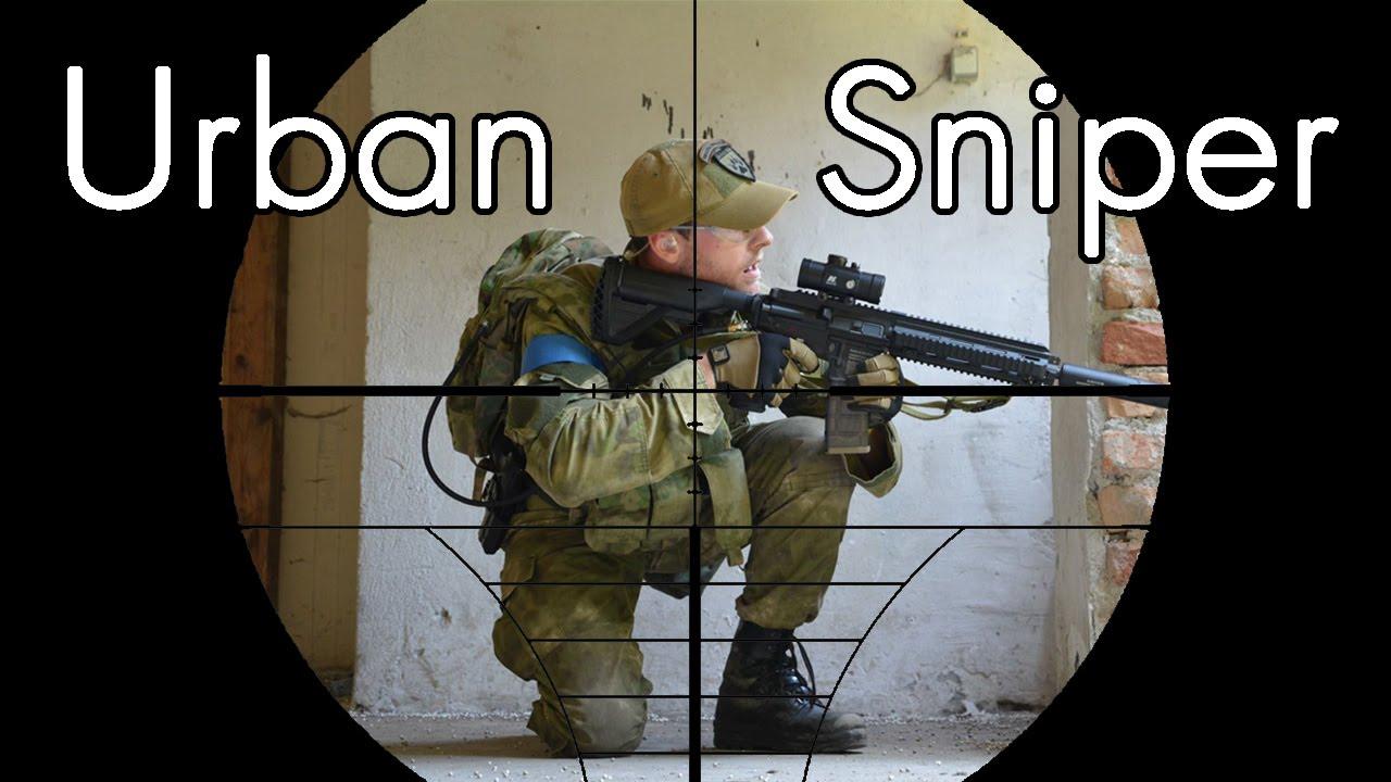 Airsoft Sniper Gameplay – Caméra Scope – Urban Sniper 3
