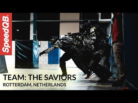 Équipe: The Saviors Airsoft | SpeedQB Spotlight