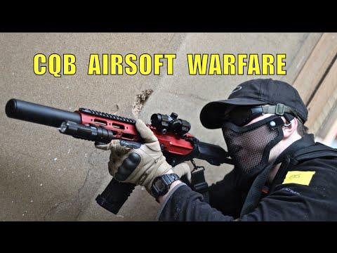 CQB AIRSOFT GAMES THE DEPOT, GLASGOW