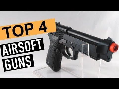 BEST 4: Airsoft Guns 2020