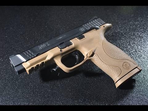 Smith & Wesson M & P 40 Revue (Airsoft)