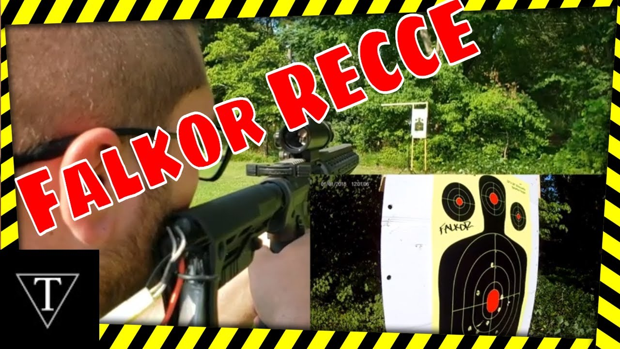 Test de Falkor Recce – TriFecta Airsoft 76
