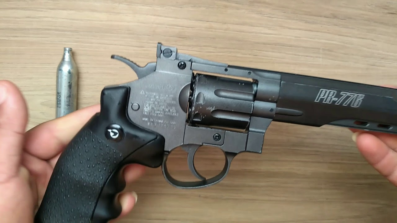 Gamo Pr-776 Co2 4.5mm Avis Airgun Airsoft Snap