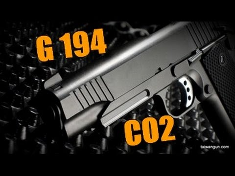 [AIRSOFT] Review G194 CO2 well