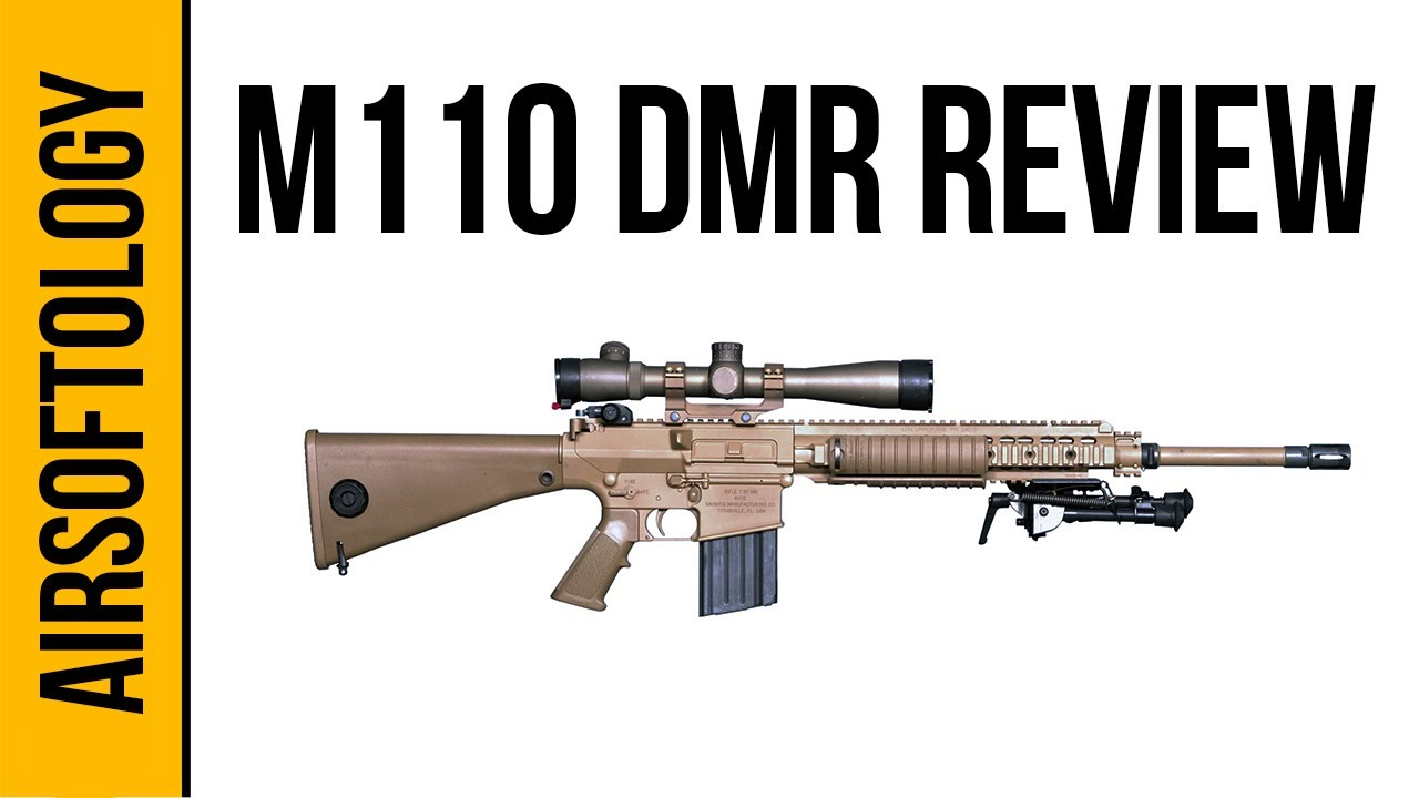 Classic Army M110 – Le meilleur DMR Airsoft? | Airsoftologie
