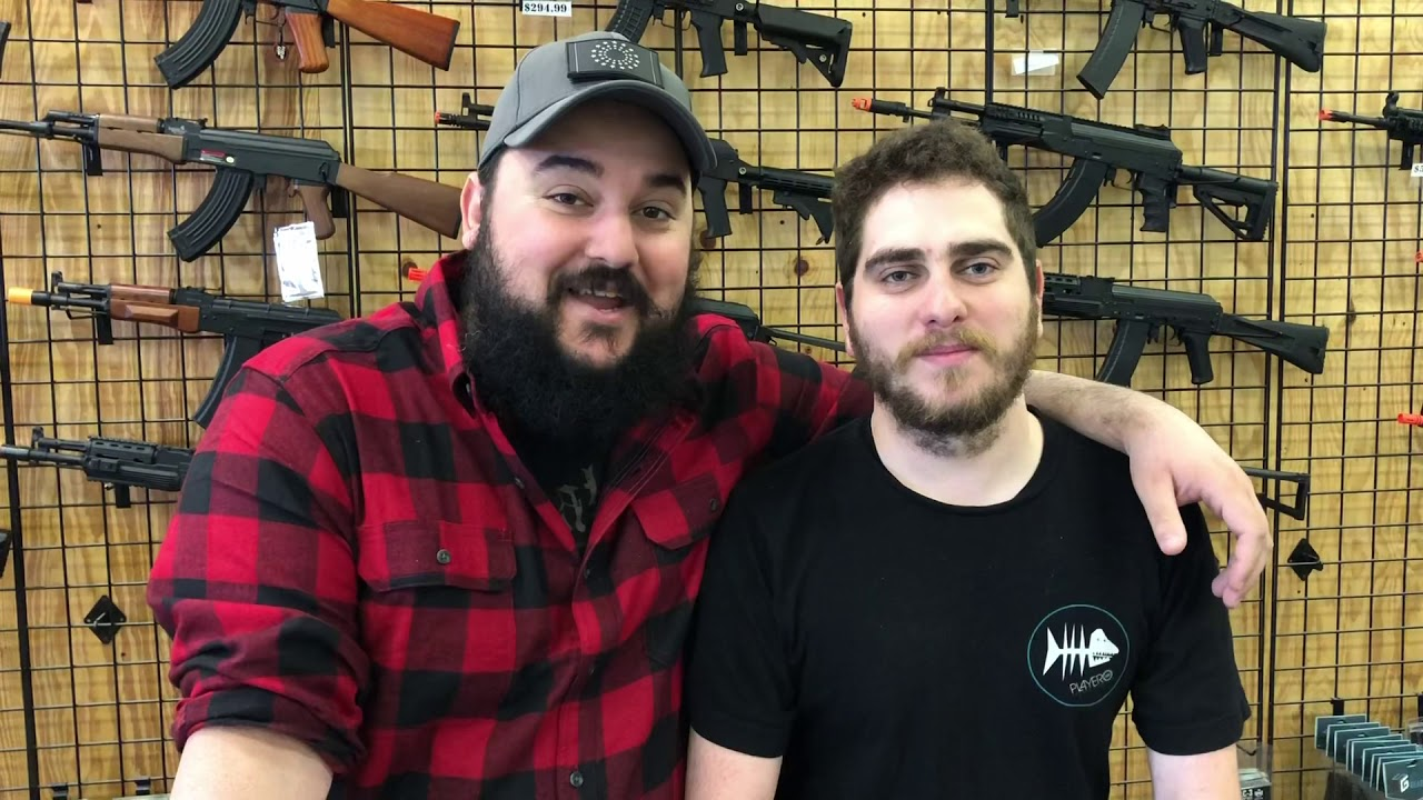 Top 5 des erreurs Airsoft avec Dave the Airsoft Flannel Daddy