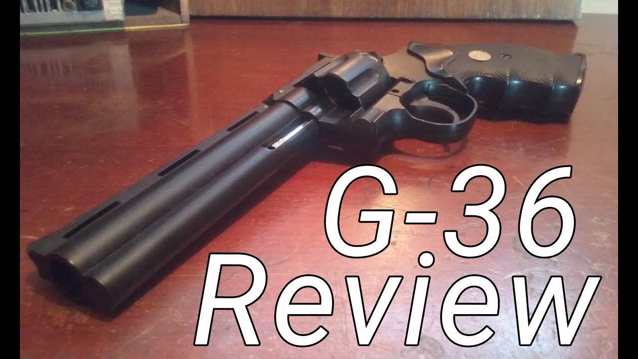 Galaxy G-36 Revue complète