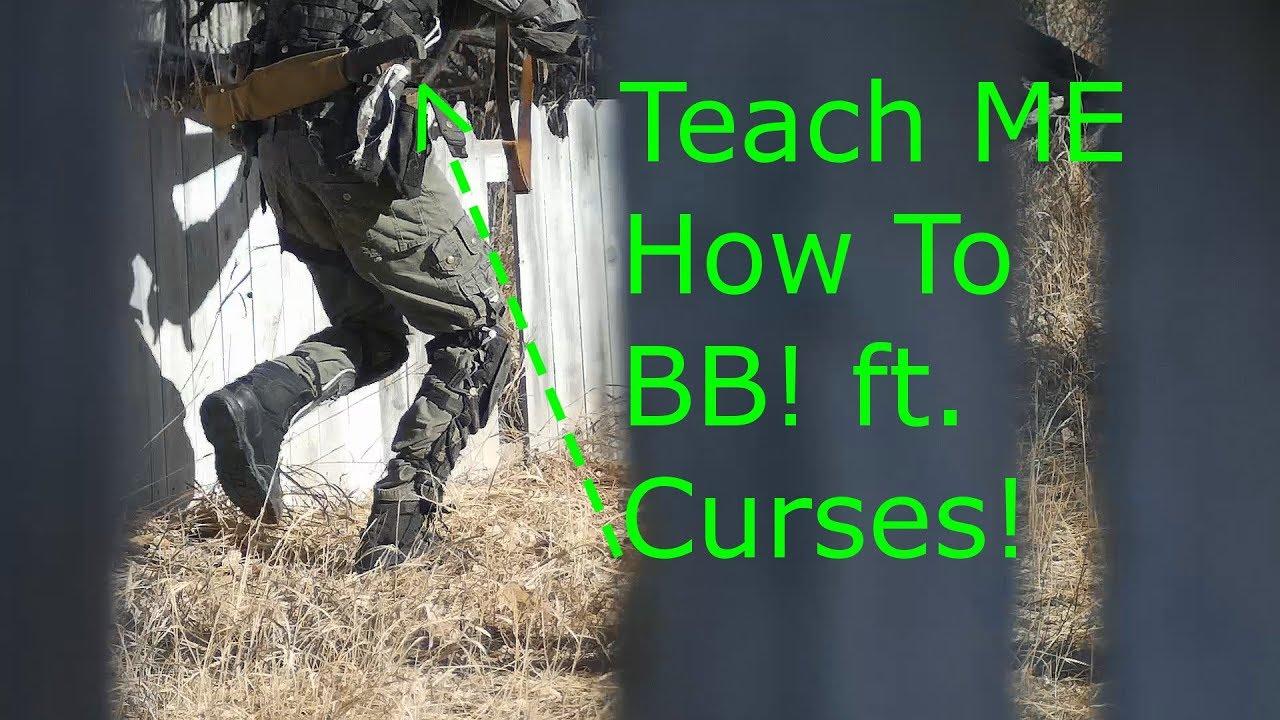 Apprends-moi à BB! Ep. 1 Comment se déplacer- Airsoft Video
