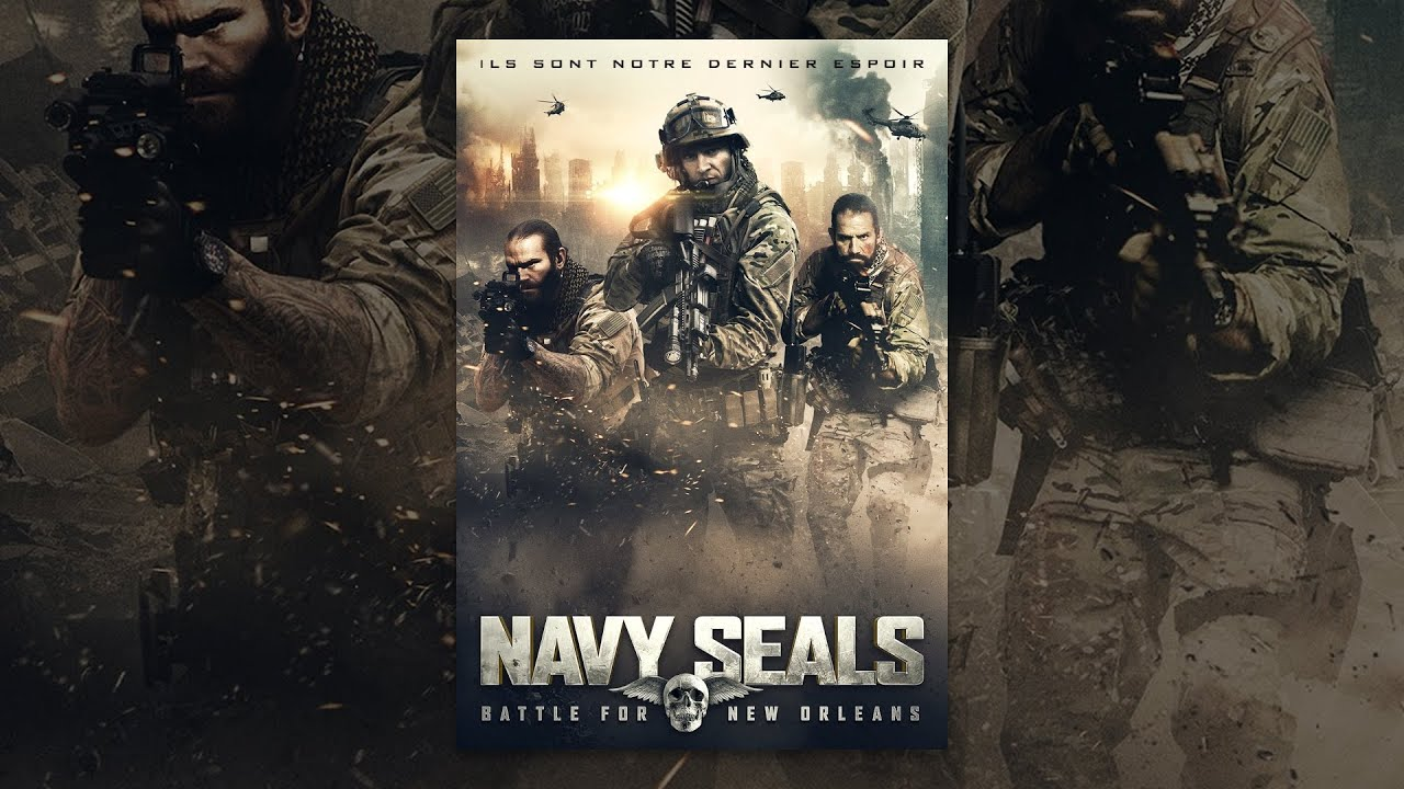 Navy Seals: Battle for New Orleans (VF)