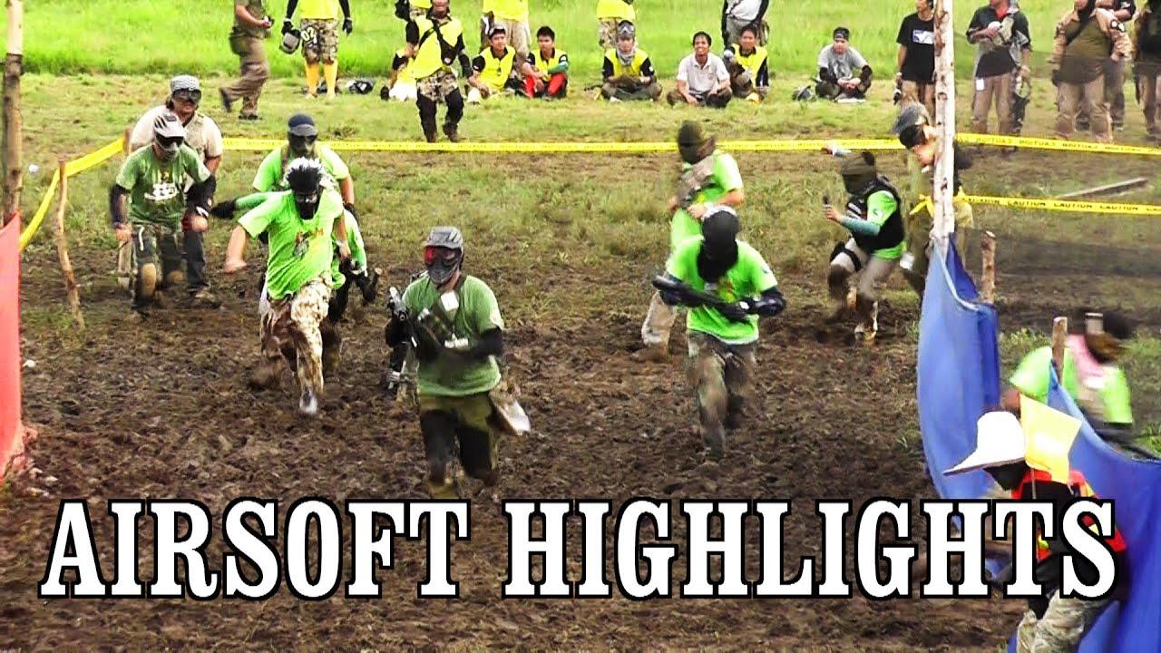 Compétition Airsoft: derrière les lignes ennemies 3 FAITS MARQUANTS