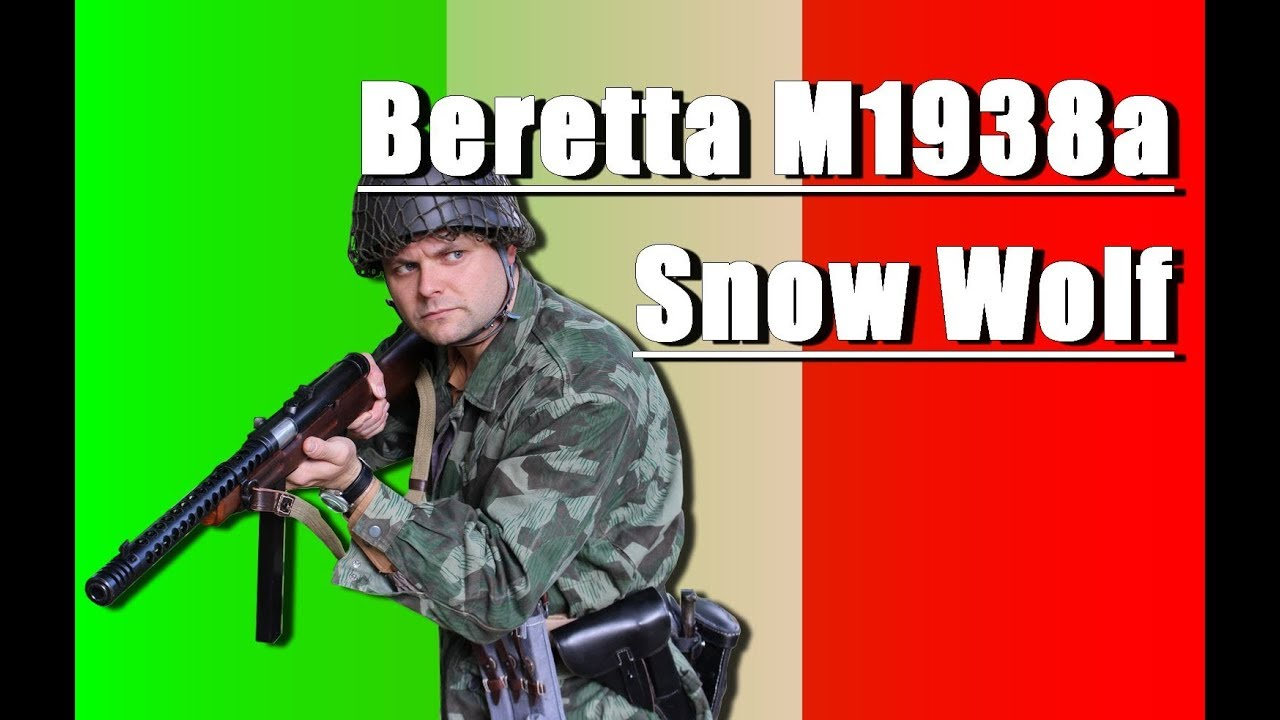 Beretta M1938a Snow Wolf – REVIEW AIRSOFT