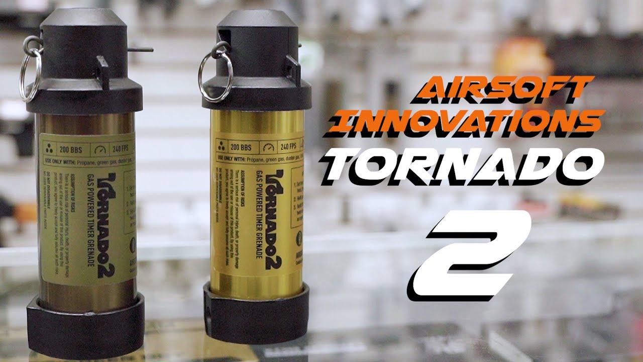 Airsoft Innovations Tornado 2 – Le nouveau shérif de la ville – Revue de la station Airsoft