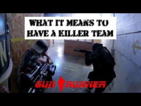HVAirsoft | GunRunner | Airsoft Music Video