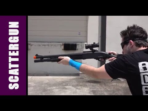 Jag Arms Gas Shotgun Scattergun – Avis Airsoft