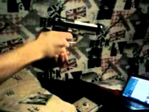 Test du pistolet HFC HA-118 Airsoft