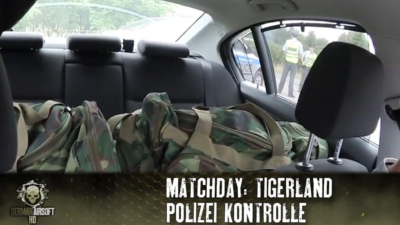 Tigerland Airsoft Match | Tatütata la police est ici