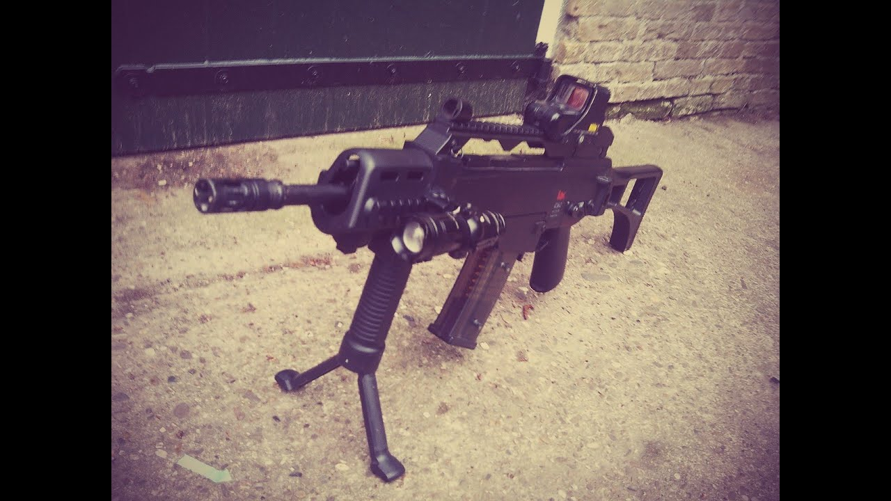 airsoft h & k g36c