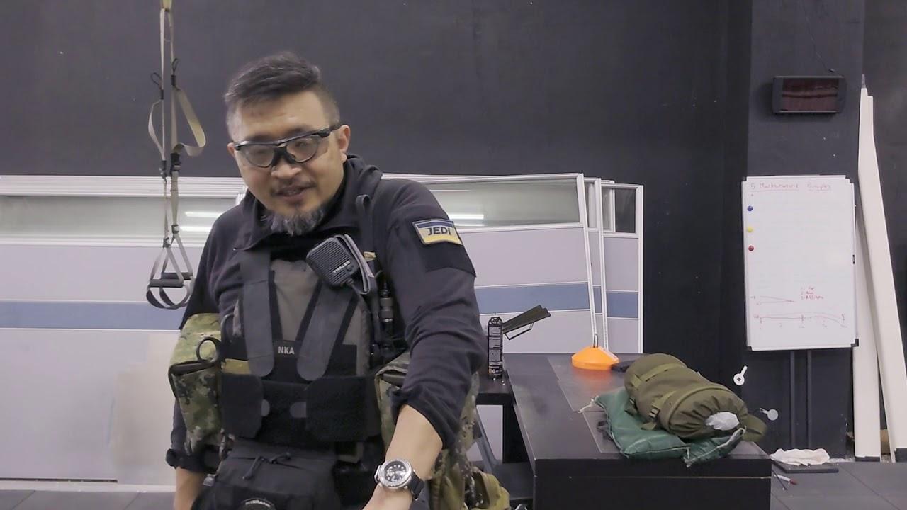 Test de Hot Uncle Cool Test de G & P Airsoft DX Steel MK46 Essai de AEG / Oncle of Fury au feu G & P DX MK46