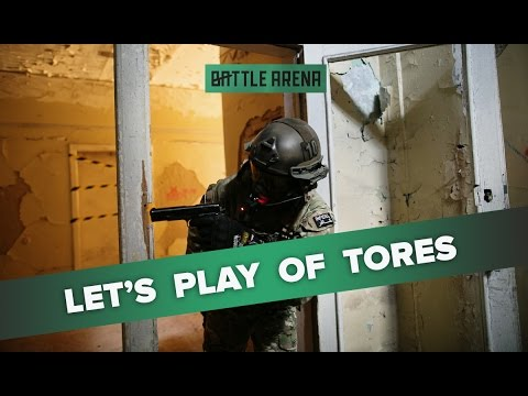 Jouons à Tores || FPS Airsoft || GoPro || BattleArena