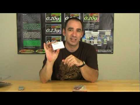 Airsoft Review Tenergy Lipo Balance Chargeur et 7.4v Lipo Batterie