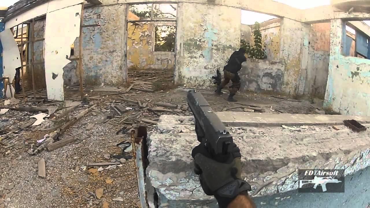 Airsoft (GoPro) – Bataille de Delta
