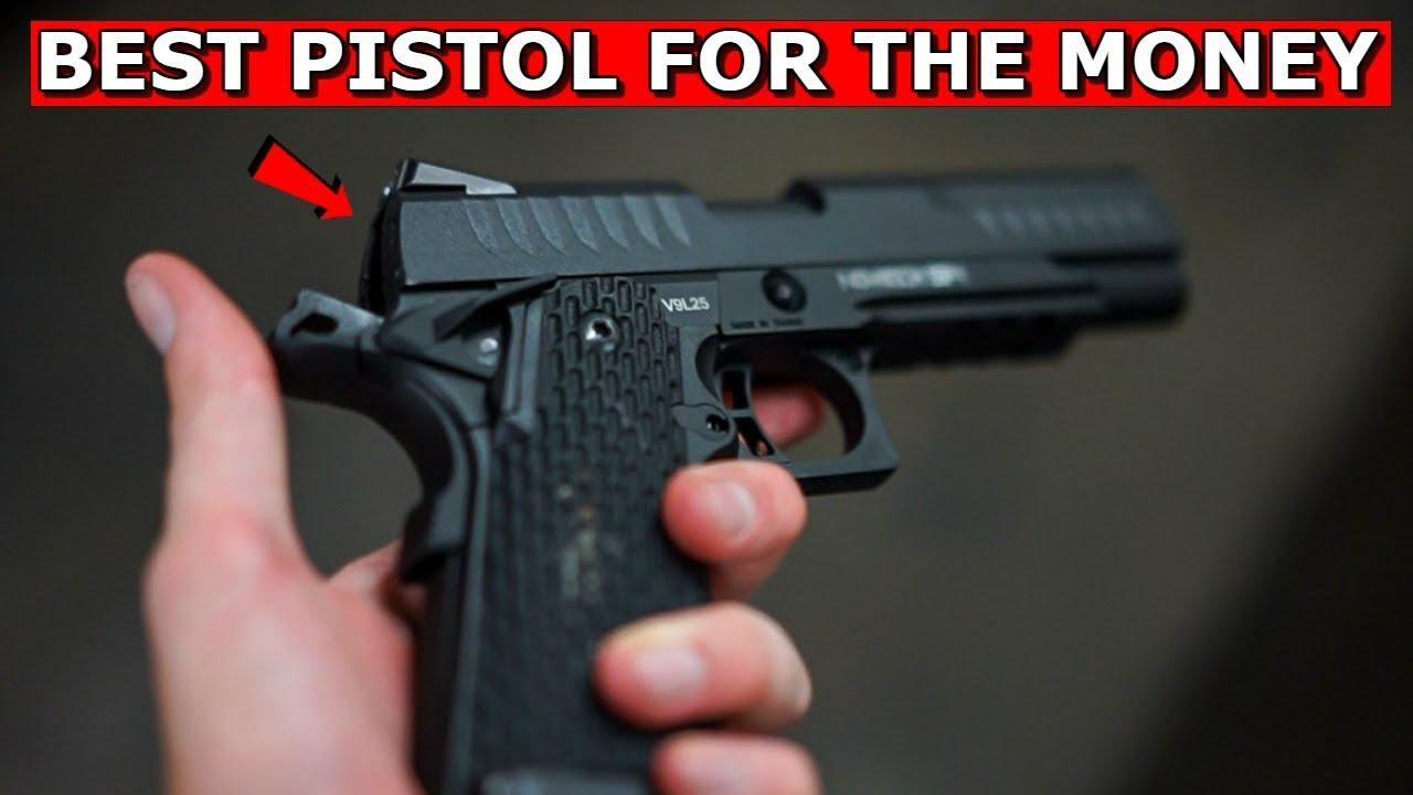Le pistolet Airsoft que vous avez recherché! Le pistolet à gaz le plus difficile au monde!?