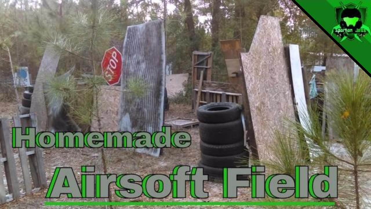 Mon examen de terrain Airsoft maison – FL