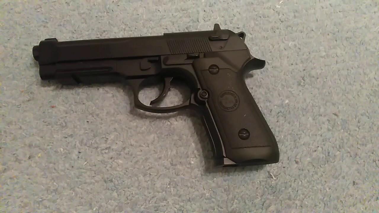 Airsoft Gun Review | PowerWin 302 Beretta