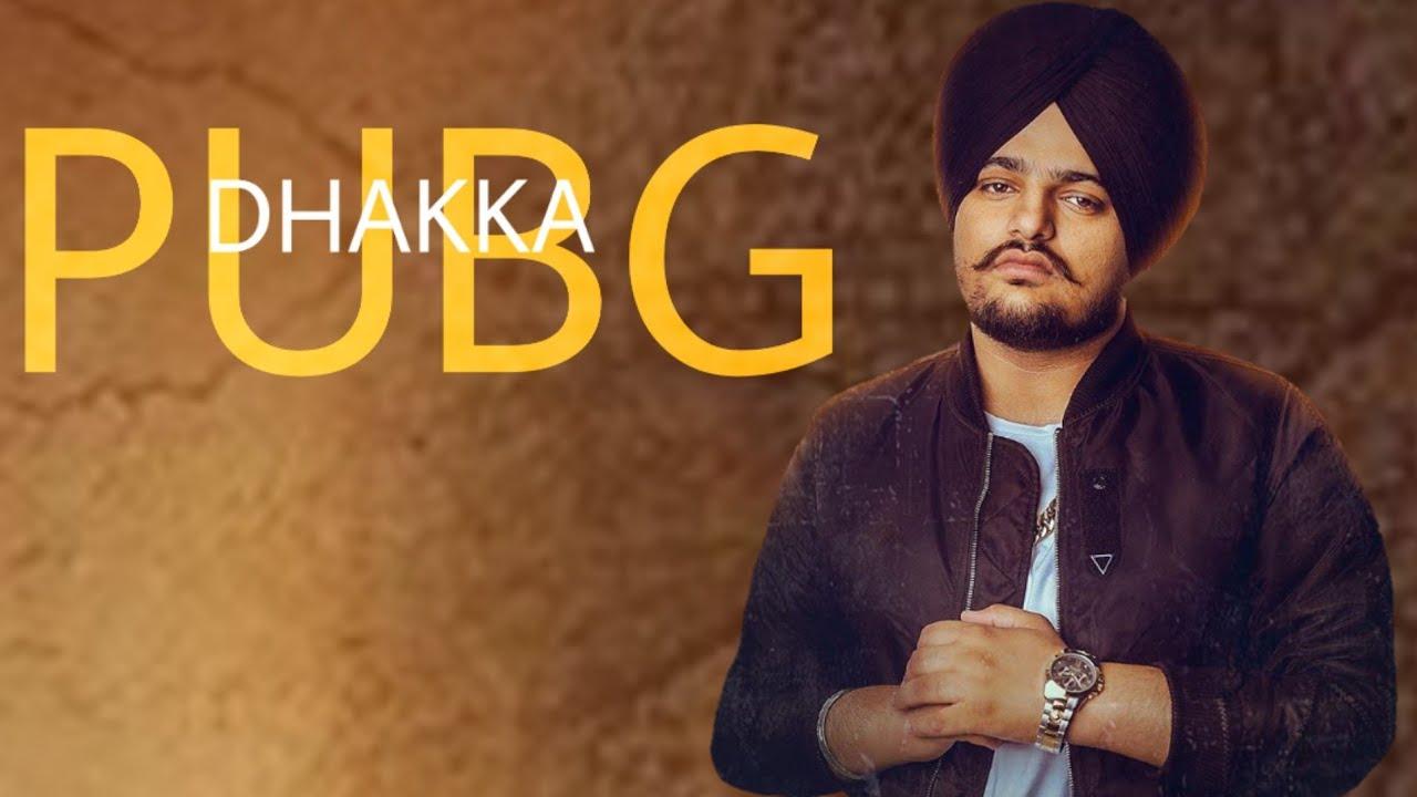 PUBG • DHAKKA || Sidhu Moose Aala || Punjabi Pubg || Lucifer Jatts