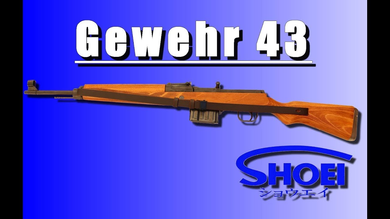 Gewehr 43 Shoei – REVIEW AIRSOFT