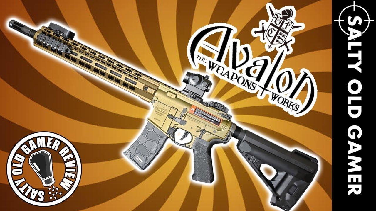 VFC Avalon Sabre, le meilleur de la boîte? | SaltyOldGamer Airsoft Review