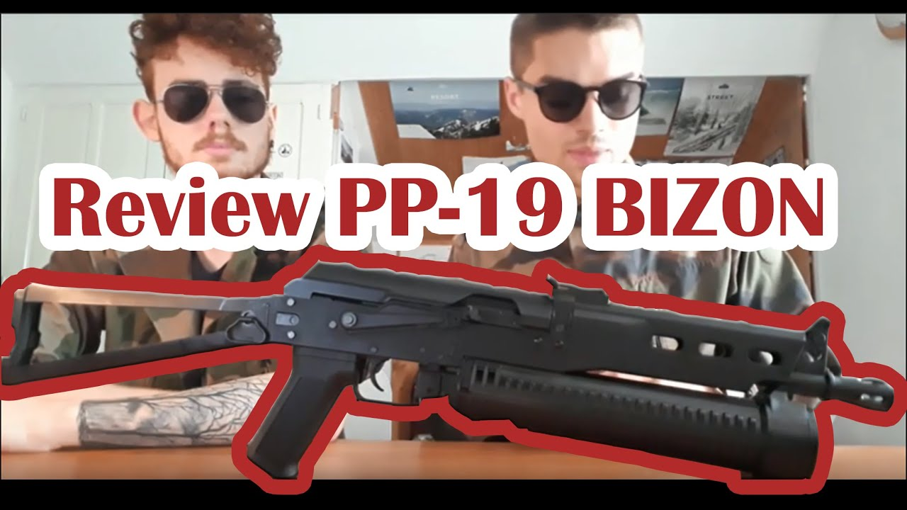 AIRSOFT REVIEW – PP19 BIZON