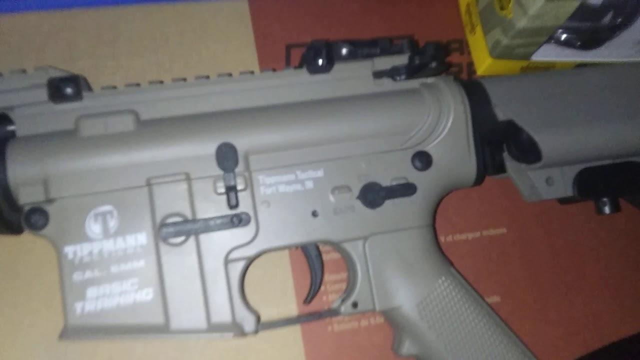 Avis M4 airsoft (pas le mien)