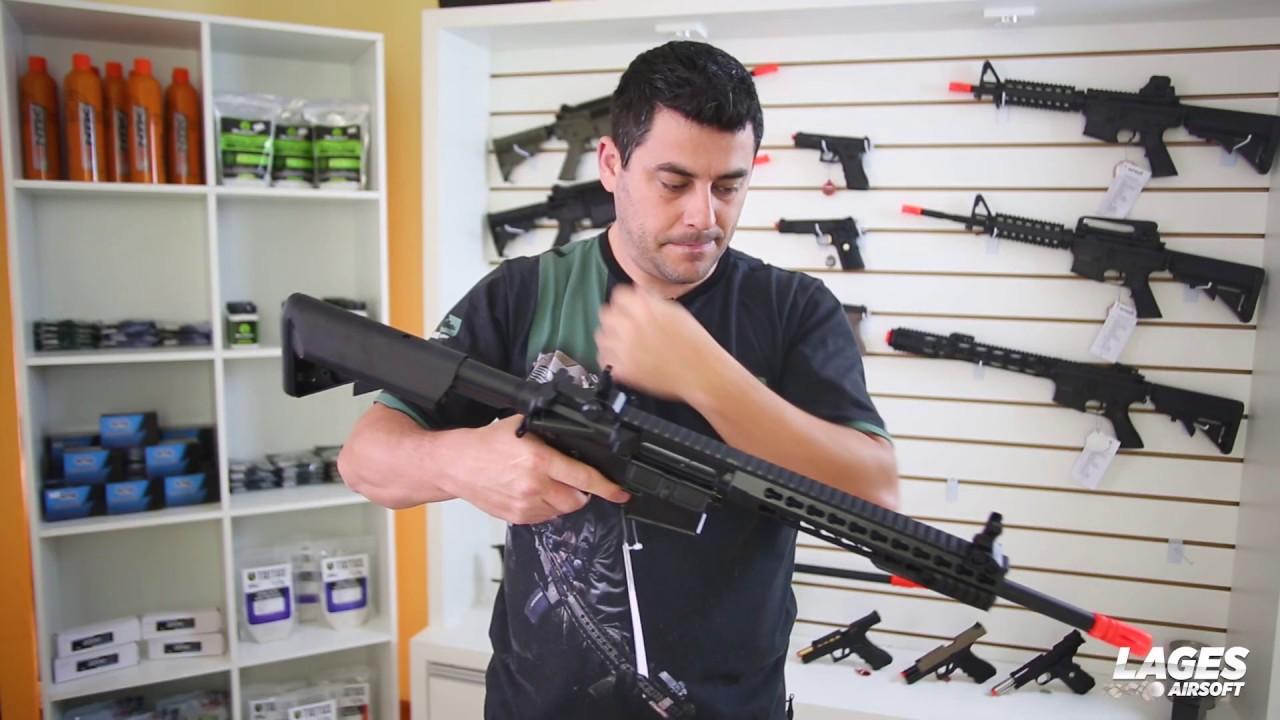 Airsoft CYMA Rifles Review – À partir d'airsoft