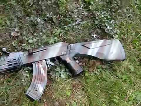 Ak-47 Sniper Rifle Airsoft Review