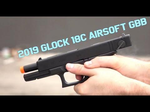 VFC Glock 18c – Revue Airsoft 2019