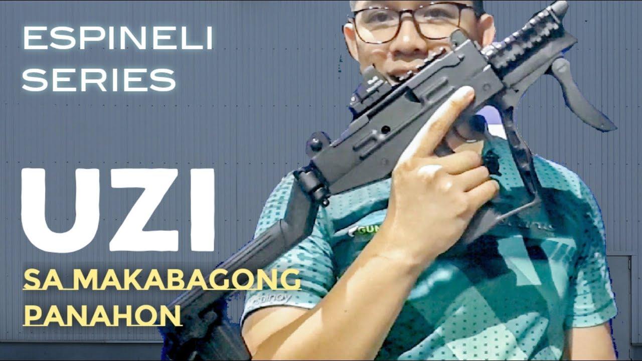 IWI Uzi Pro: Guns Pinoy Review