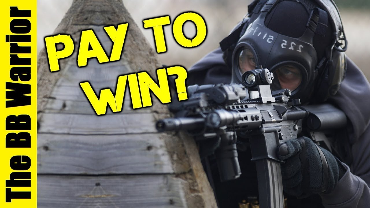 Est-ce que Airsoft Pay to Win?