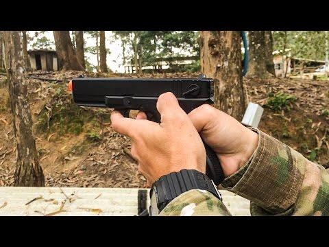 Critique Glock 18C Cyma AEP Airsoft Australie