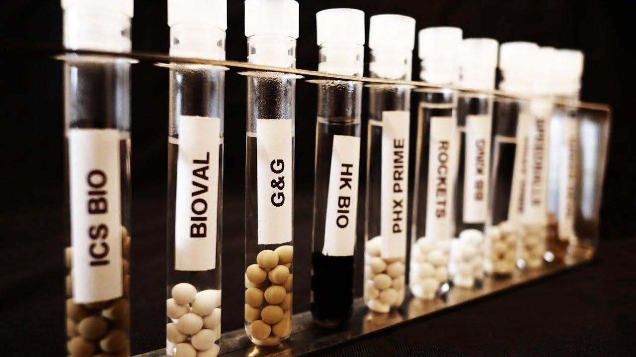 AIRSOFT BB TEST – 11 variétés en comparaison