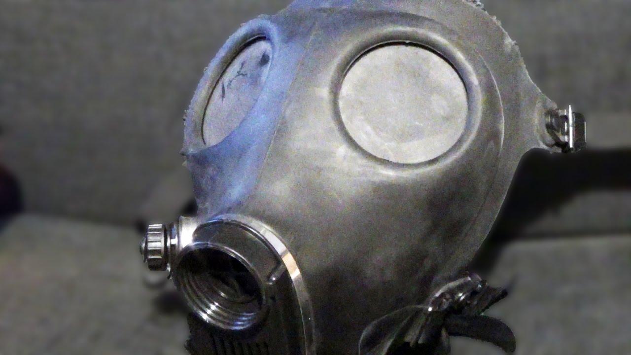 Les masques à gaz sont-ils sûrs pour airsoft?