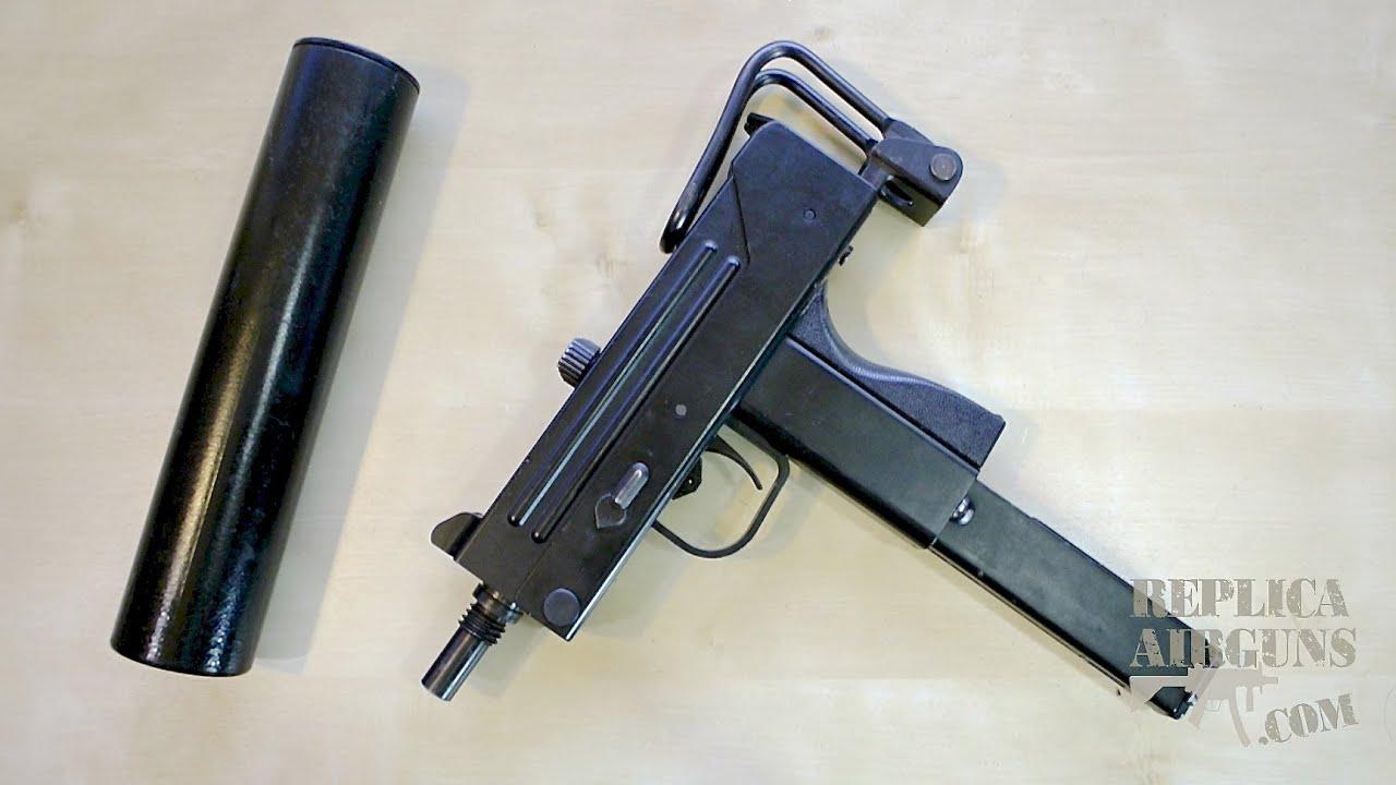 KSC M11A1 GBB Airsoft Machine Pistolet De Table Top Review