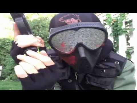 Z11 Zombie Eliminator Airsoft Gun Review