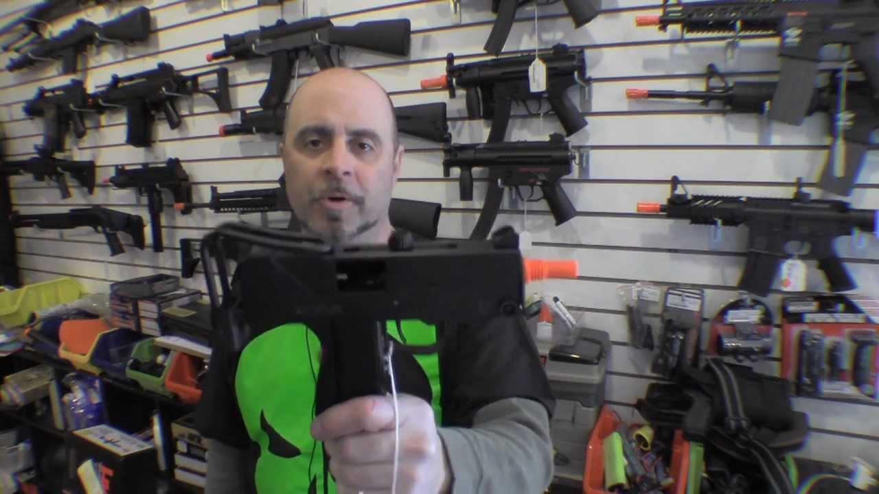 Pistolets Airsoft à refoulement entièrement automatique au gaz