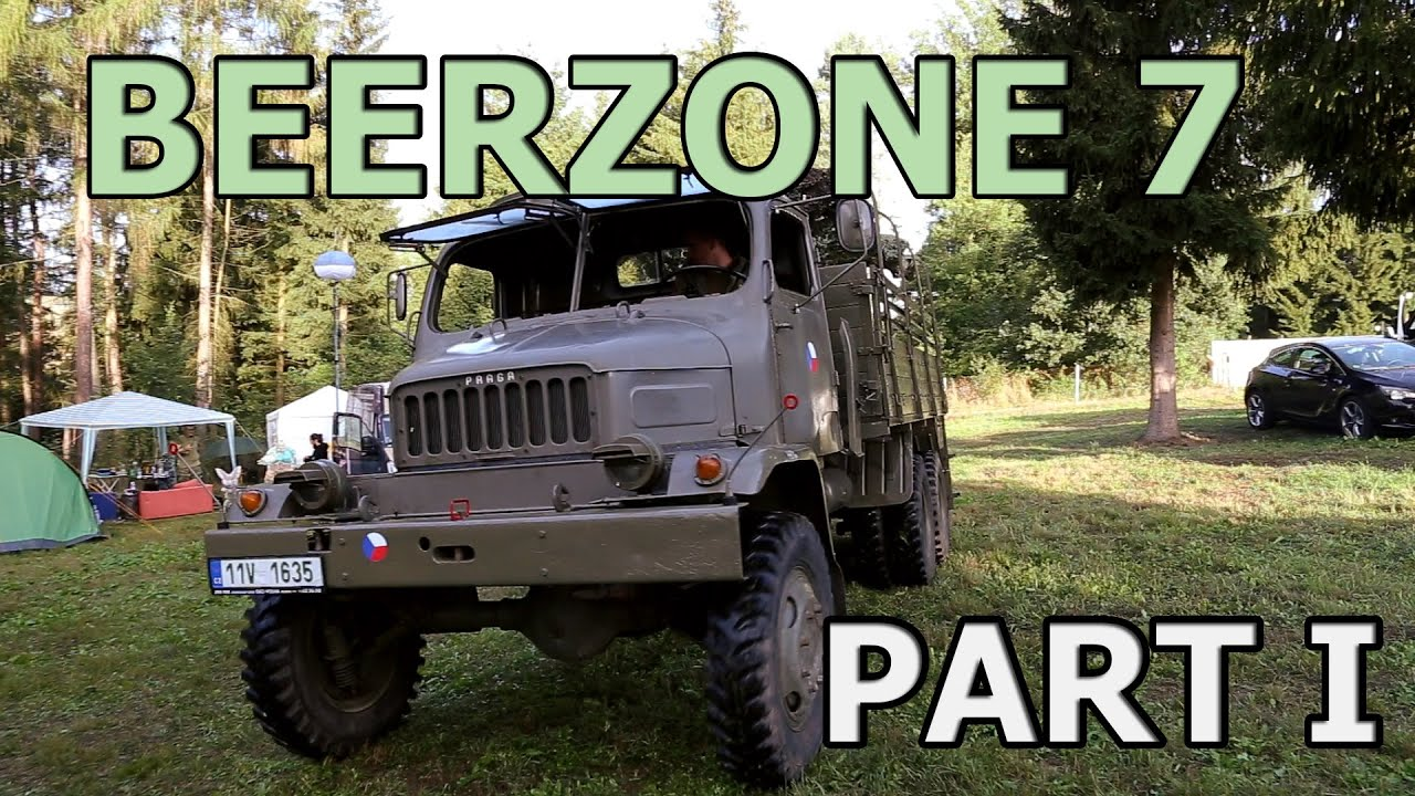BEERZONE 7 AIRSOFT GAME – PART 1 GSP Airsoft allemand / allemand