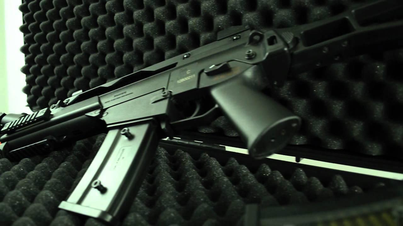 H & K G36C AEG Gun Review – Airsoft Atlanta